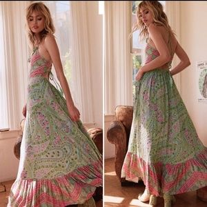 Spell and the gypsy city lights strappy maxi